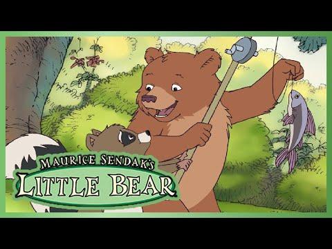 Little Bear | We're Lost / Little Little Bear / Duck's Big Catch - Ep. 63