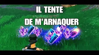 IT TENTE OF MY ARNAQUER ON FORTNITE SAUVER THE WORLD
