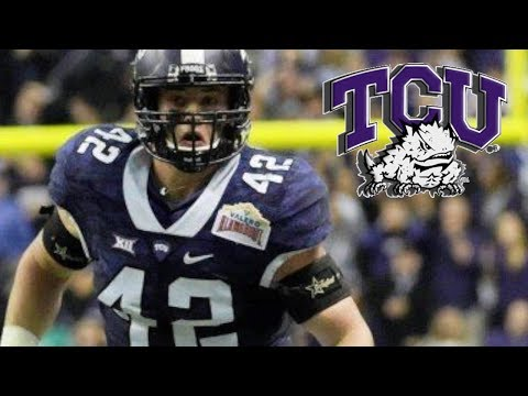 """Ty Summers    """"Nation's Most Underrated Linebacker""""    TCU Highlights"""