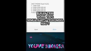 Cara Kuota Murah Telkomsel (simPATI, As, LOOP)