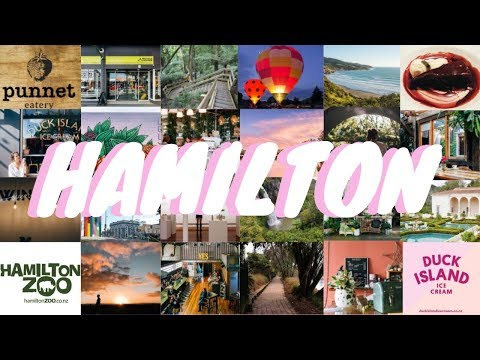 What To Do In Hamilton New Zealand! Cafes, Walks, Events, Shops + More