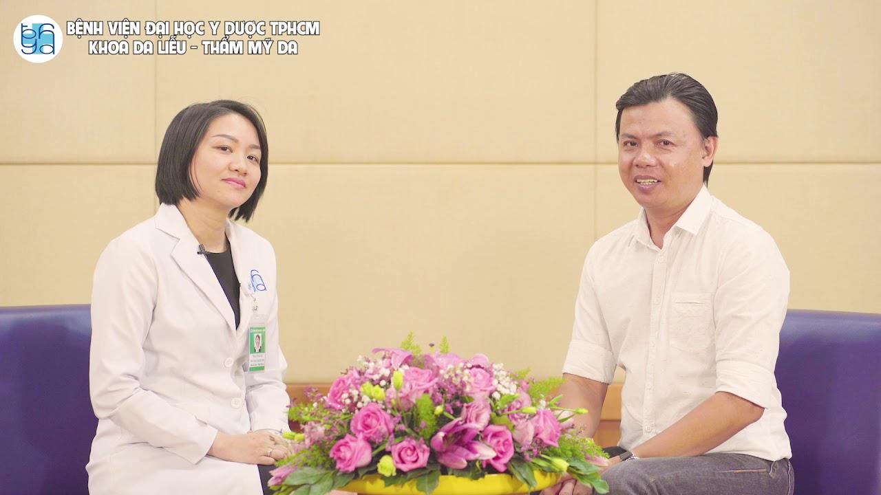 TRẺ HÓA DA  | UMC | Bệnh viện Đại học Y Dược TPHCM