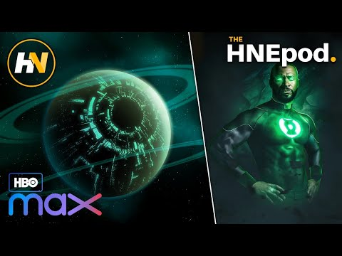 New HBO Max Green Lantern Series Details! | The HNEpod. #12