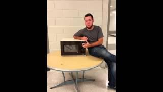 Microwave sales