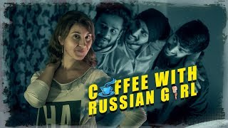Coffee With  RUSSIAN GIRL  | Naughty World | Ft.Alevtina Marti…
