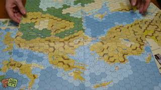 Unboxing: Imperium Romanum III from Decision Games - The Players' Aid