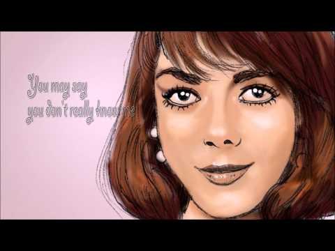 Natalie (Wood) (lyric video) by Andy Leek (of Dexys) feat Jacquie Williams (Brit Floyd)