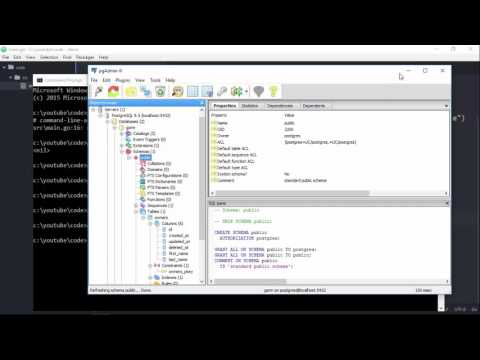 Overview of the GORM object relational mapper - YouTube