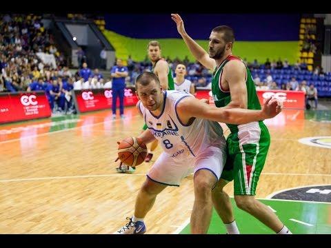 Евробаскет-2017. Отборочный турнир. Болгария - Украина. Онлайн трансляция 10/09/2016