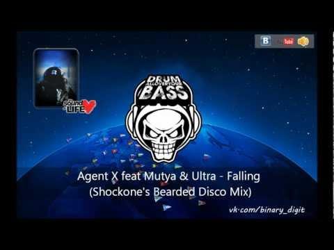 Agent X feat Mutya & Ultra - Falling (Shockone's Bearded Disco Mix)