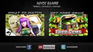Clash Of Clans - New Town Hall 6 Farming Base (The Decagon 2) Air Sweeper Speed Build - 2015
