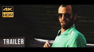 grand Theft Auto V Trailer 2019 [4K]