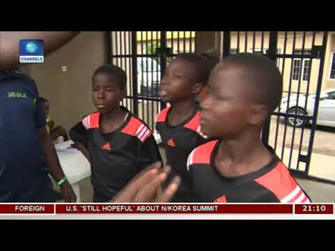 2018 Channels Int'l Kids Cup Getting So Much Attention | Sports Tonight |