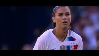 (1) USWNT vs Japan 7.26.2018 / Tournament of Nations 2018