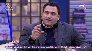 ده كلام - أكرم حسني يتحدث عن التحول من الشرطة للإعلام وموقفه مع الفنان