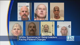 White Supremacist Gang Leaders Facing Federal Charges