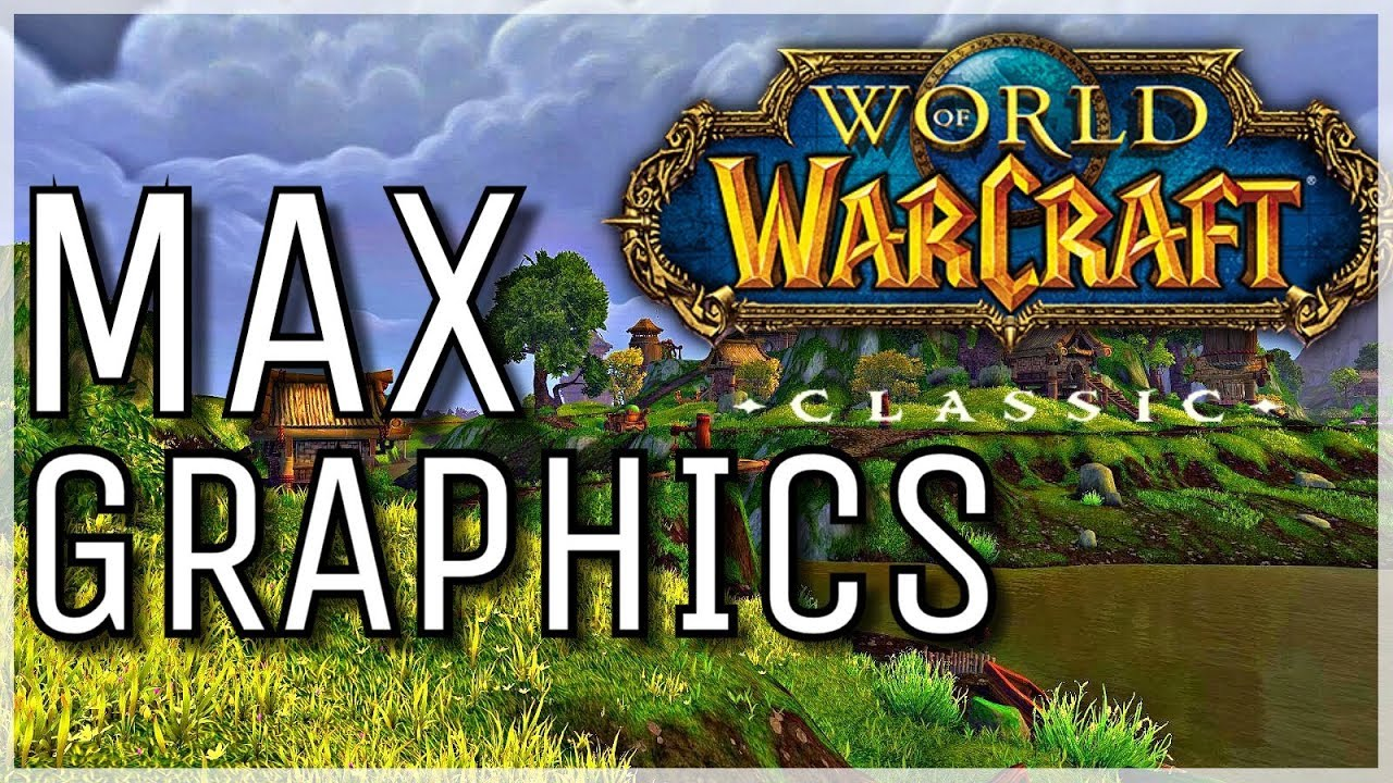 WoW Classic demo cracked open - graphical changes revealed | OC3D News
