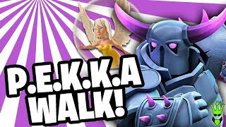 SUPERCELL WANTED ME TO DO THIS! - PEKKA WALK EVENT! - Clash of Clans