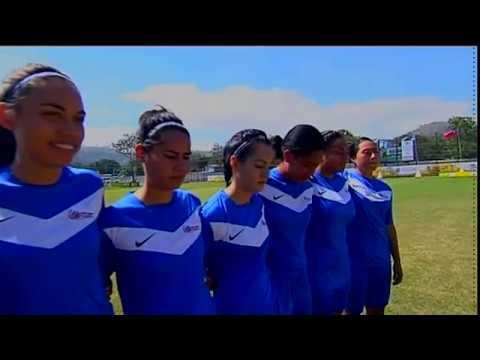 Pacific Games 2015  Women's Football  SAM vs TON