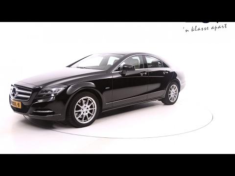 Mercedes-Benz CLS-Klasse 350 Automaat, Leder Porselein Comand, Alarm, Intelligent light system
