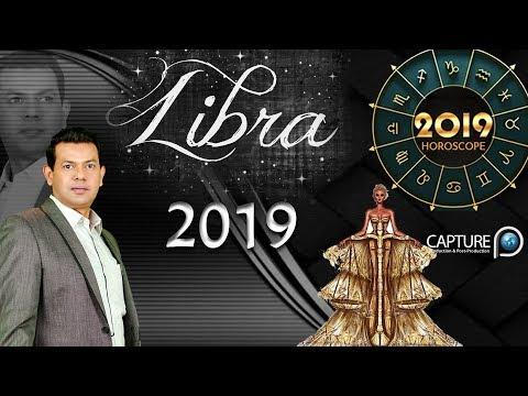 Libra Yearly Horoscope 2019