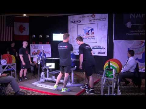 NAPF 2015 Women 63-72kg