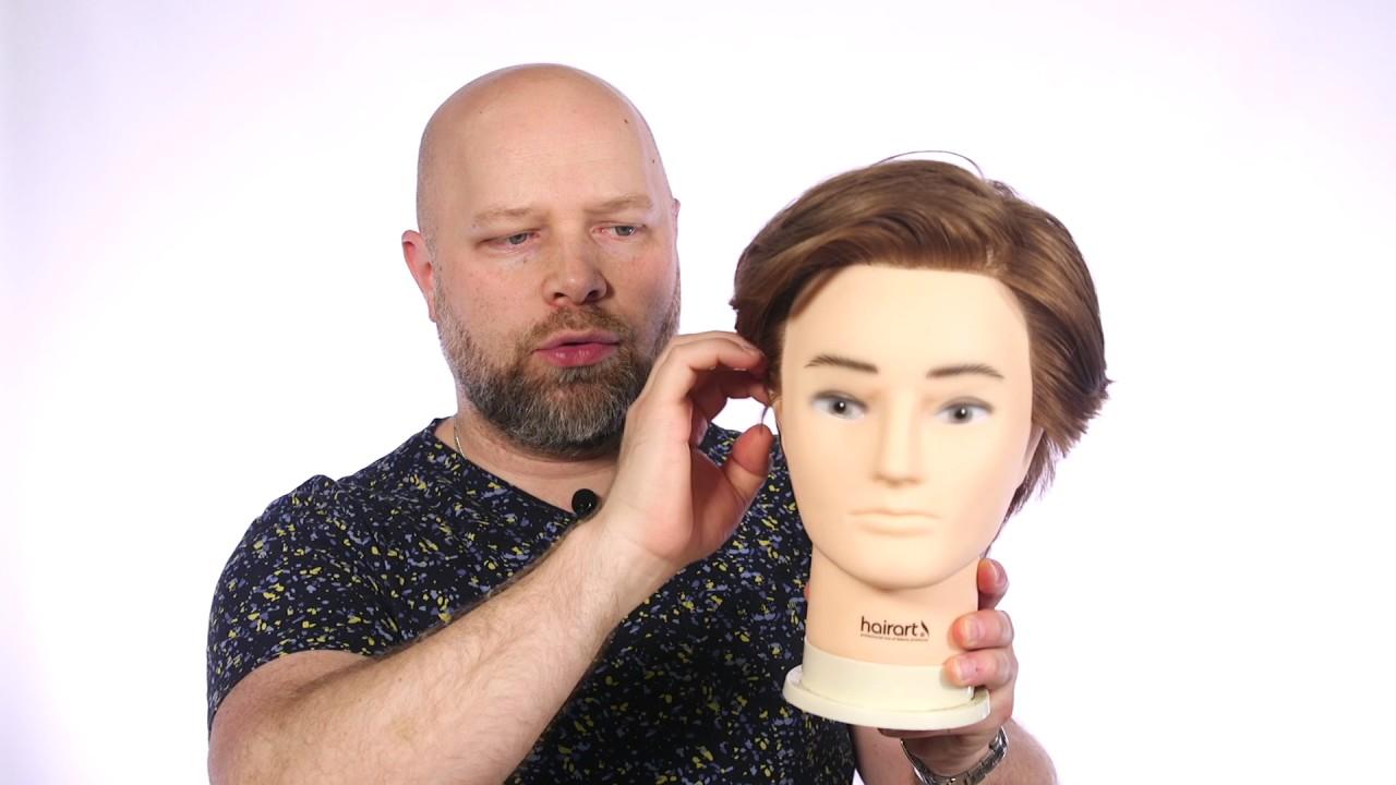 Antoine Griezmann  Longer Haircut  TheSalonGuy YouTube