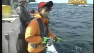 釣 りんぐ北海道 特大ヒラメ編2