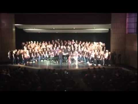 I See Fire By Ed Sheeran Performed By Silverton High School Choirs
