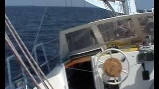 WindGear steers Reinke 13M yacht
