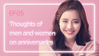 Thoughts of men and women on anniversaries | Love Playlist | Season2 - EP.05 (Click CC for ENG sub)