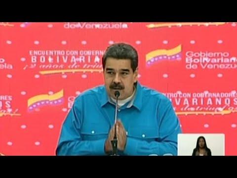 afpes: Maduro felicita al pueblo de Ecuador por su