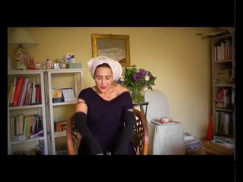Christine Kaufmann - Schönheits-Gymnastik