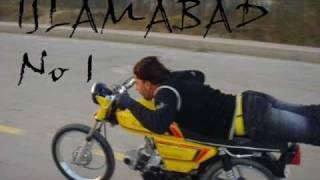 Islamabad Bike Stunts (Club 95)