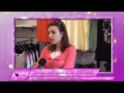 [KadincaTv.com] Kilolu Bayanlar Nasıl Giyinmeli