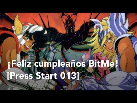 ¡Feliz cumpleaños BitMe! y videojuegos mexicanos CHIDOS  [Press Start 013]