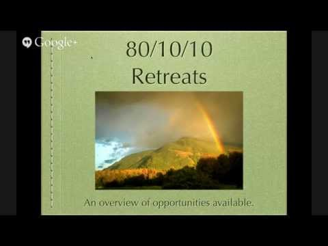 The Path to 80/10/10 Success with Dr. Doug Graham