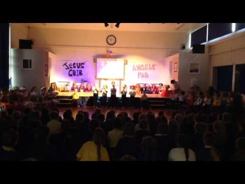 key Stage 1 Christmas 2015 Children Of The World