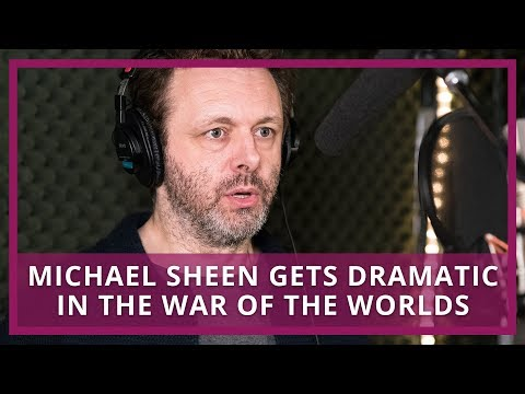 Michael Sheen In Jeff Wayne's The War of The Worlds