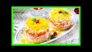 «мимоза» xxi века. советский салат в современном прочтении