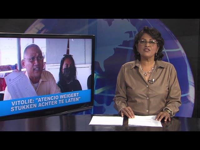 Regering is gemaakte afspraken met ABOS niet nagekomen STVS JOURNAAL 22 juli 2021