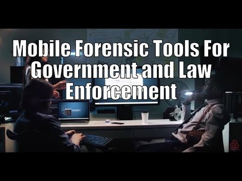 Computer Forensics Tools For Law Enforcement In Elcomsoft Mobile