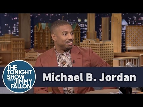 Michael B. Jordan Is Hooked on Boxing