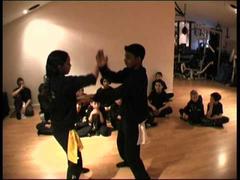 Teaching Children Wing Chun