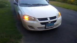 2004 Dodge Stratus SXT Interior, Lights Tour