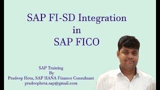 SAP FI SD Integration | SD Settings in SAP FICO for FI SD Integration | SAP SD FI Interface