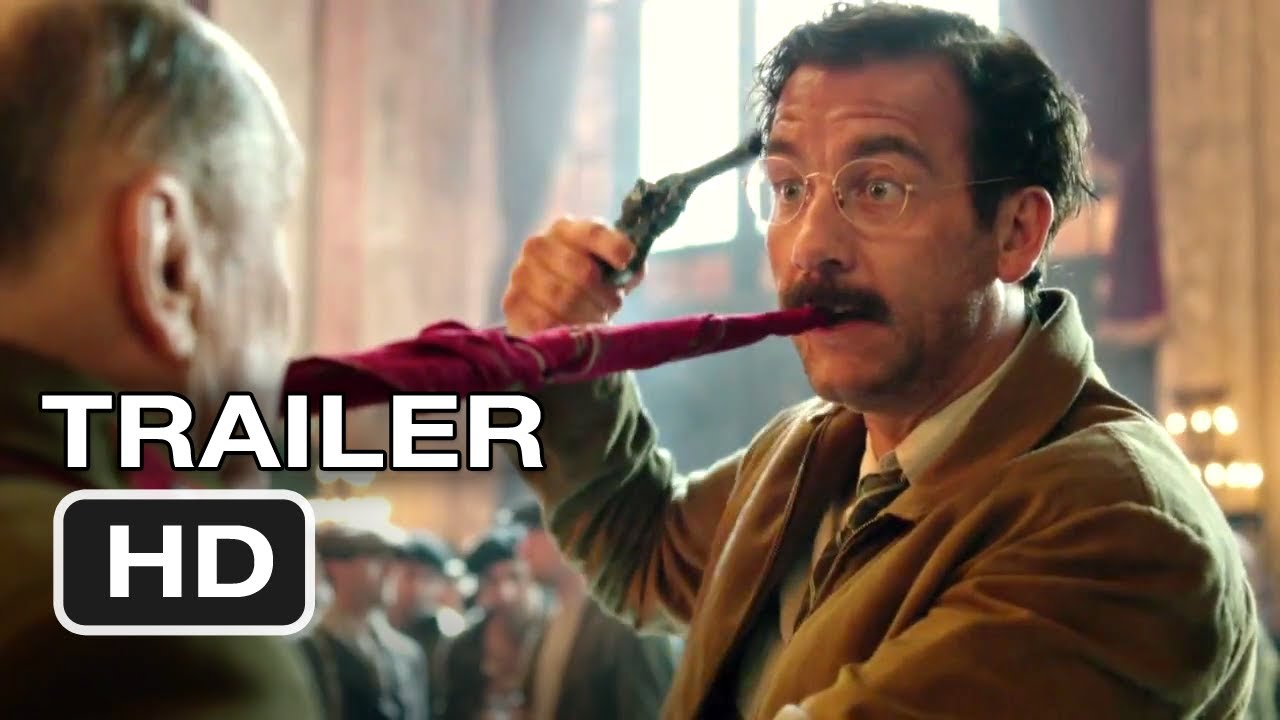 Download Hemingway & Gellhorn Official Trailer #1 (2012) - Clive Owen, Nicole Kidman Movie - HD