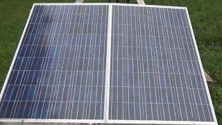 Real Life Solar Panel Power Output At My Off Grid Homestead