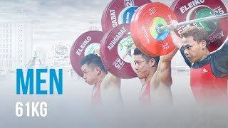 Ashgabat 2018 Highlights | Men 61kg