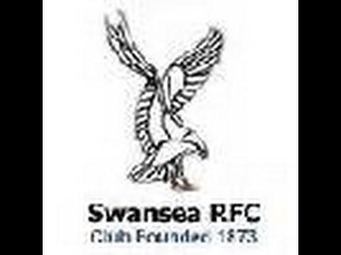 Swansea 21 vs 6 Australia - 04/11/1992